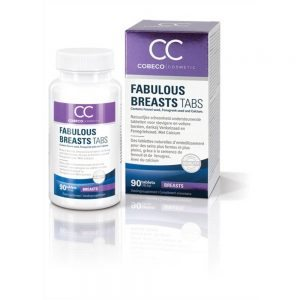 CC Fabulous Breasts Tabs WEST 90 tabs
