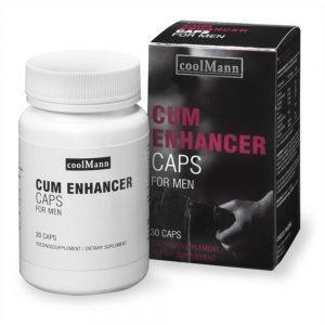 CoolMann Cum Enhancer 30 caps