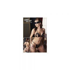 Peephole Bikini M/L