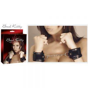 BK Handcuffs black
