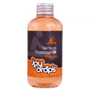 Sensual Massage Oil - 250ml - Peach