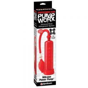 Pump Worx Silicone Power Pump