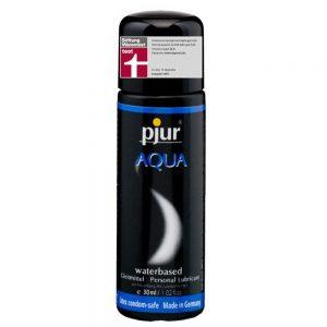 pjur? AQUA - 30 ml bottle
