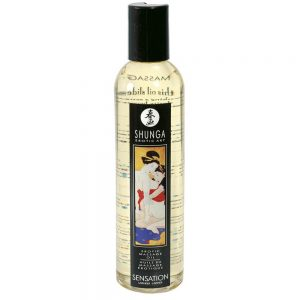 Erotic Massage Oil Lavender 250ml.