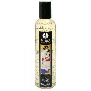 Erotic Massage Oil Peach 250ml.