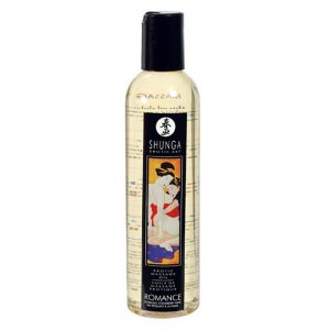 Erotic Massage Oil Champagne&Strawberry 250ml