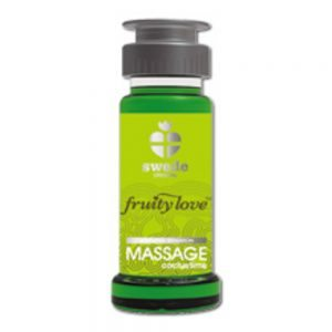 Fruity Love Massage. Natural oil massage with warm effect. w